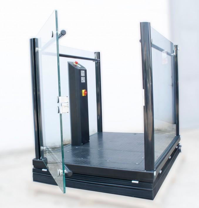 Miniascensore piattaforma elevatrice miniascensore e piattaforma elevatrice - Mini ascensori da interno ...